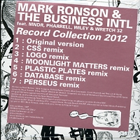 Kitsuné: Record Collection 2012 (Remixes) [feat. MNDR, Pharrell, Wiley, Wretch 32] - Mark Ronson & The Business Intl.