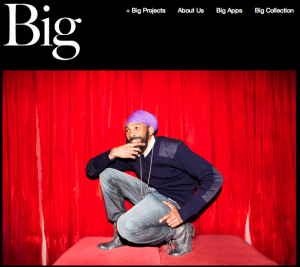Spragga Benz at Big Magazine