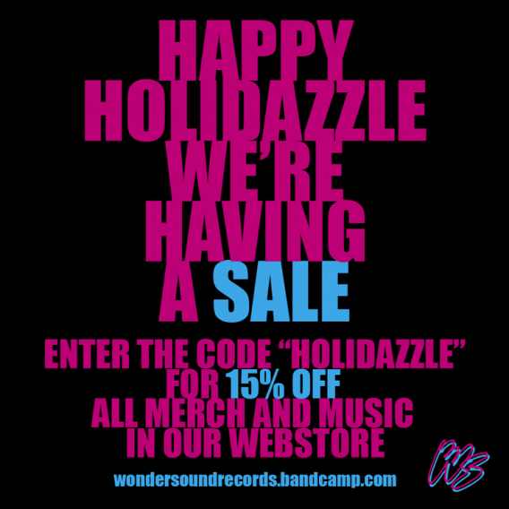 WonderSound Holiday Sale