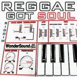Various Artists Reggae Got Soul Album Cover
