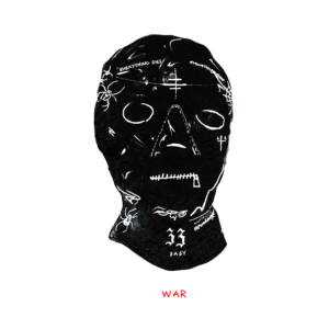 "Brooke Candy ""War"" Cover Art"