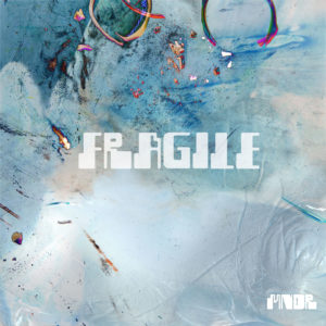 MNDR Fragile Cover Art WonderSound Records